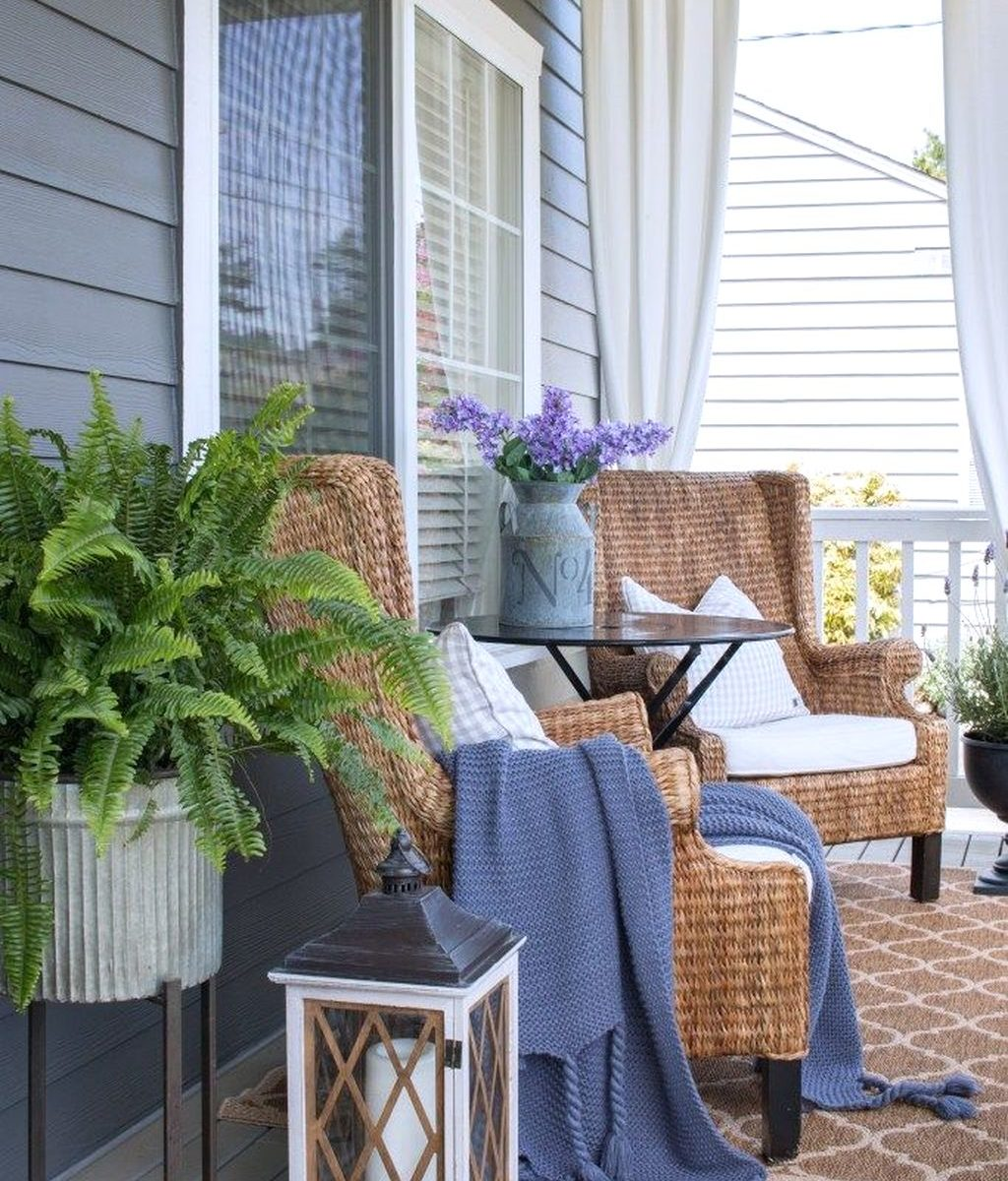 Trending Summer Porch Decor Ideas Easy To Copy 10