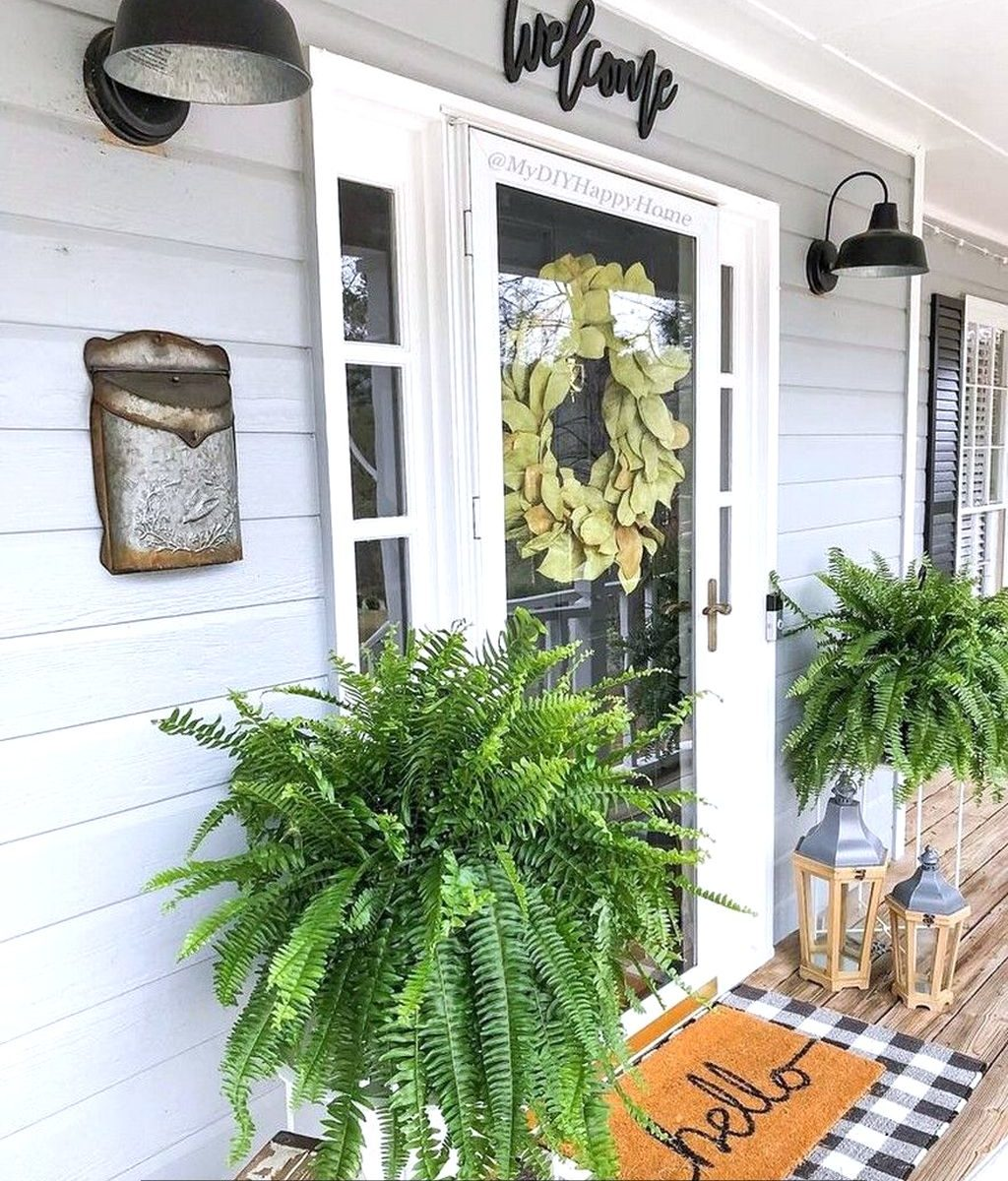 Trending Summer Porch Decor Ideas Easy To Copy 21