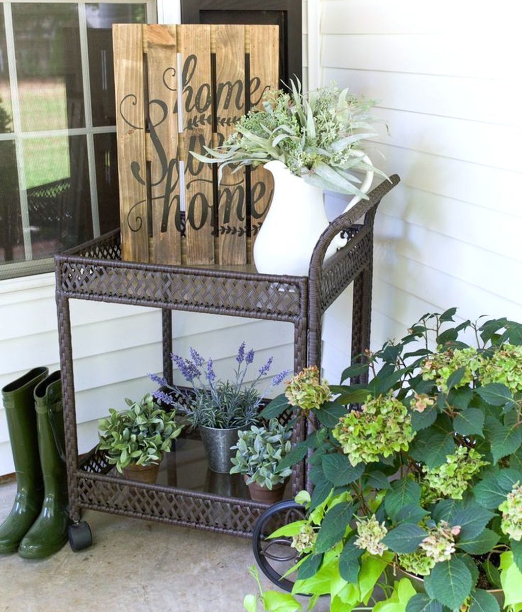 Trending Summer Porch Decor Ideas Easy To Copy 24