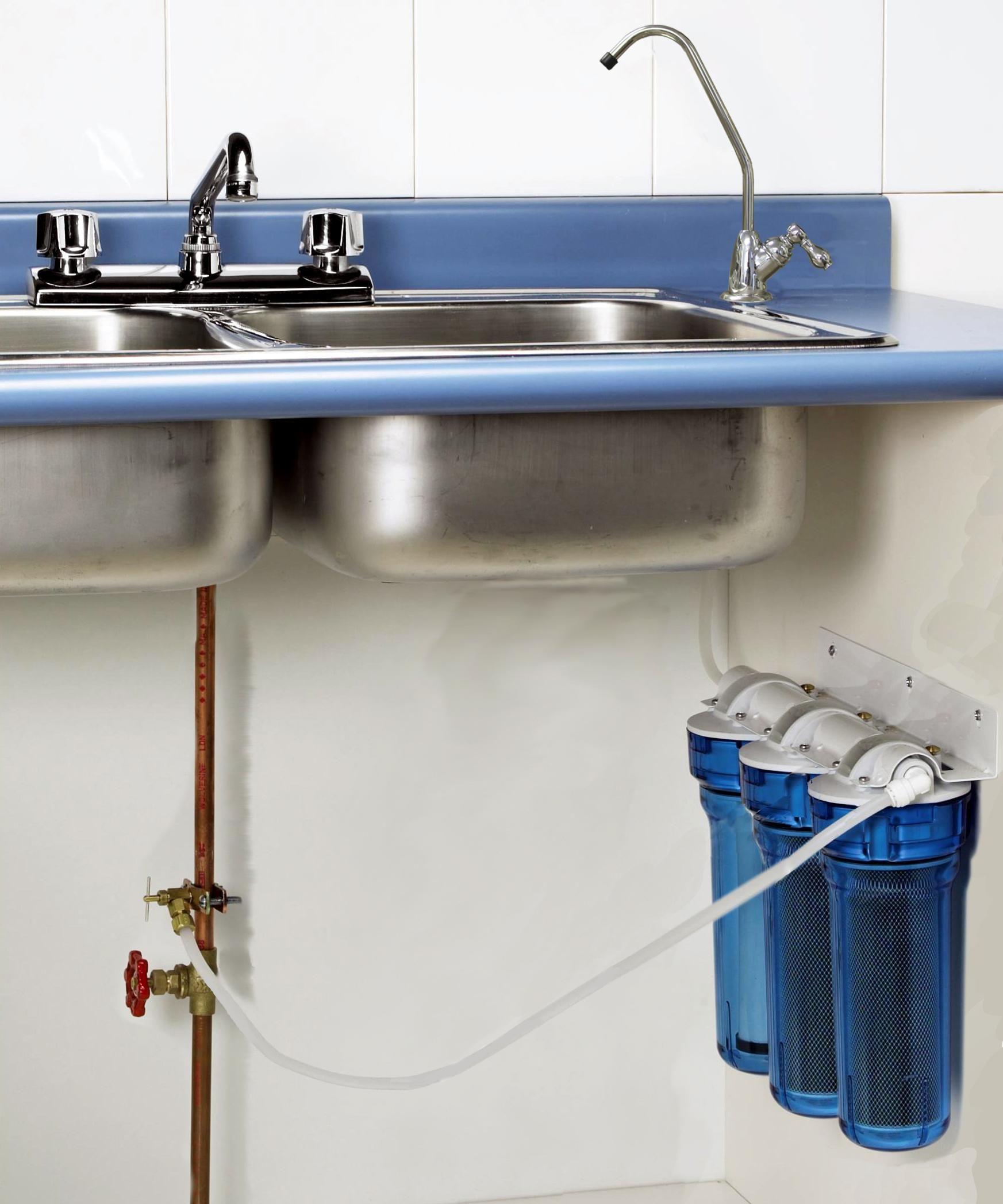 Kitchen Sink Water Filter