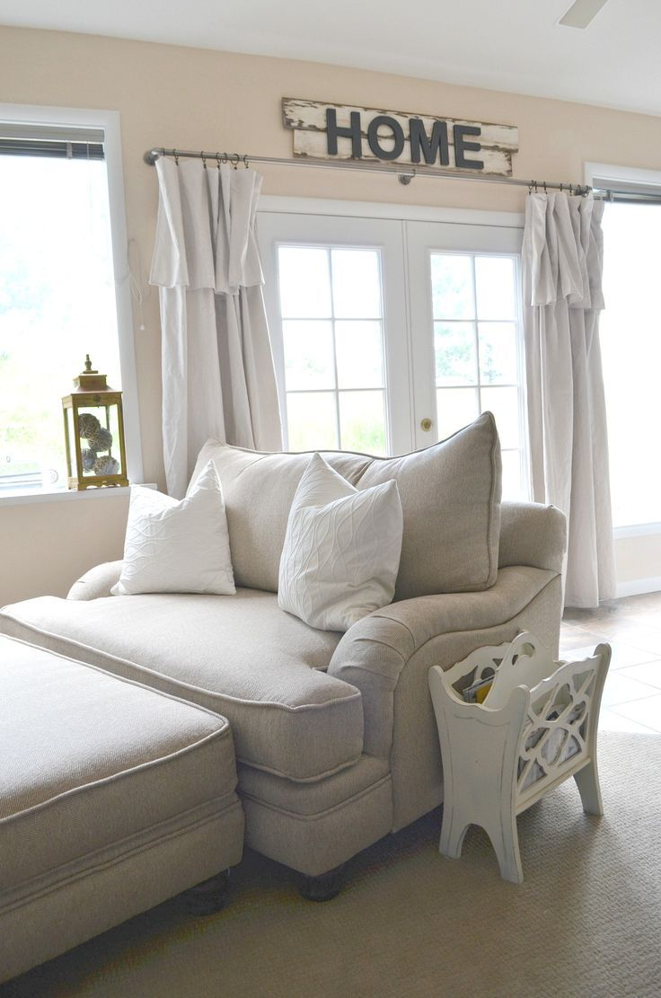 Oversized Living Room Chair