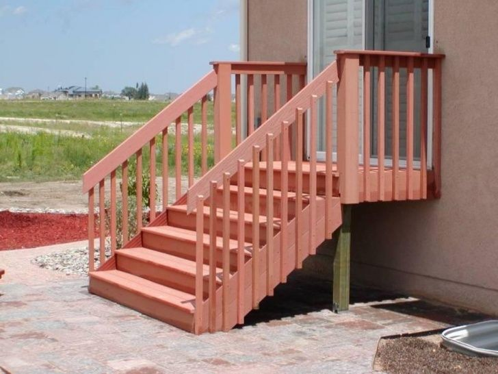Ready Made Outdoor Stairs