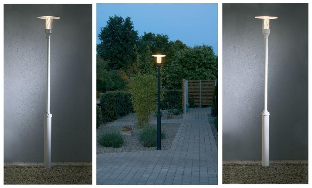 Modern Outdoor Post Lights