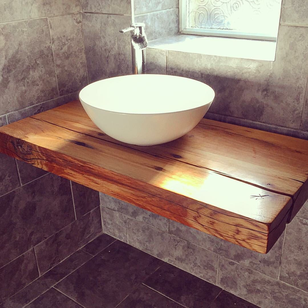 Floating Bathroom Sink