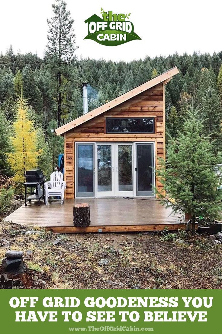 Off Grid Home Designs