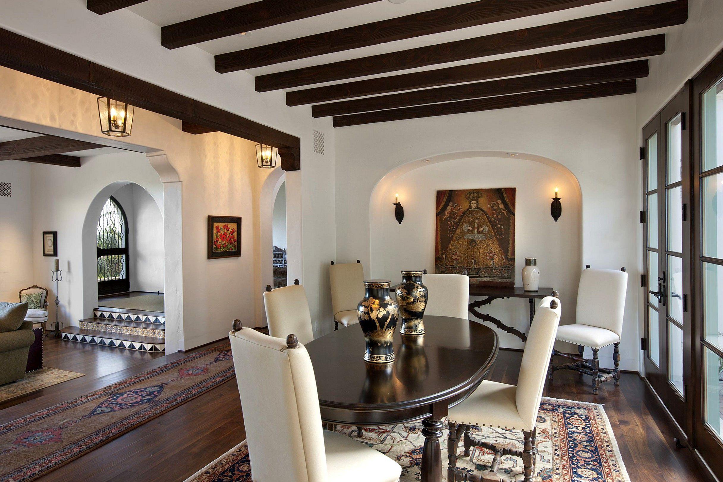 Spanish Style Interior Design