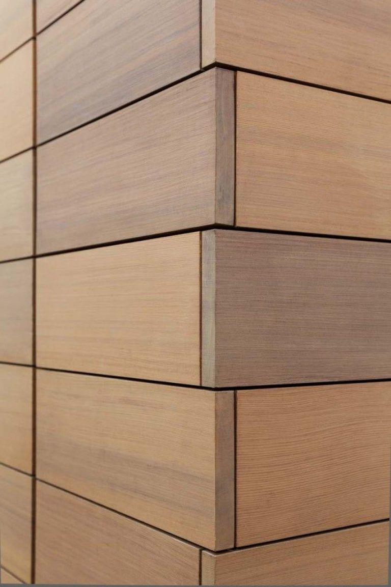 Composite Exterior Siding Panels
