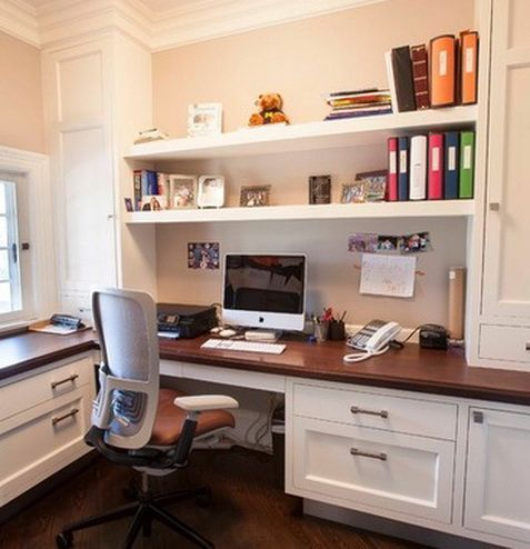 Home Office Design Layout