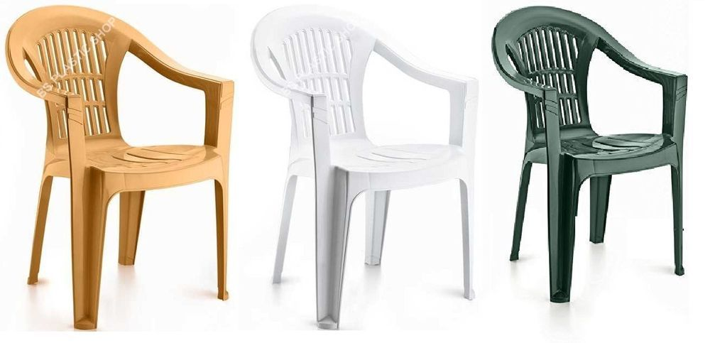 Plastic Outdoor Chairs Stackable
