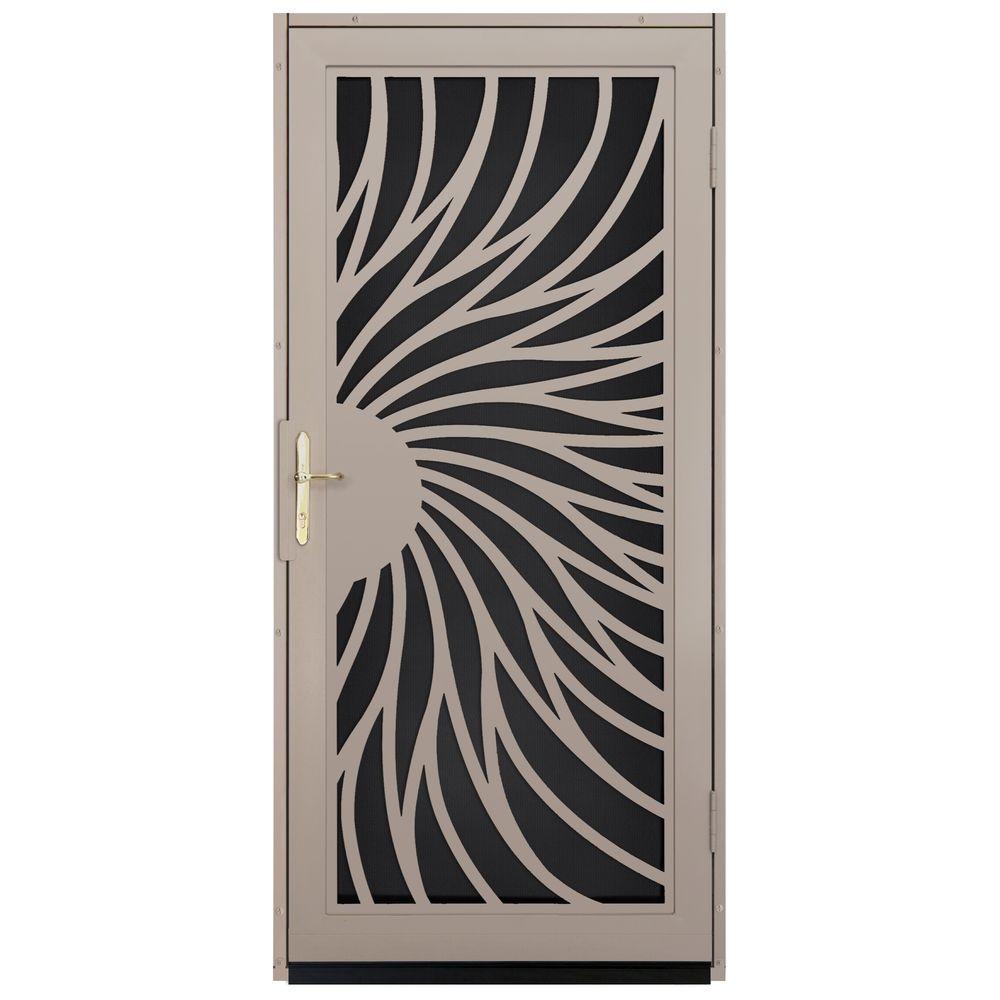 Unique Home Designs Screen Door