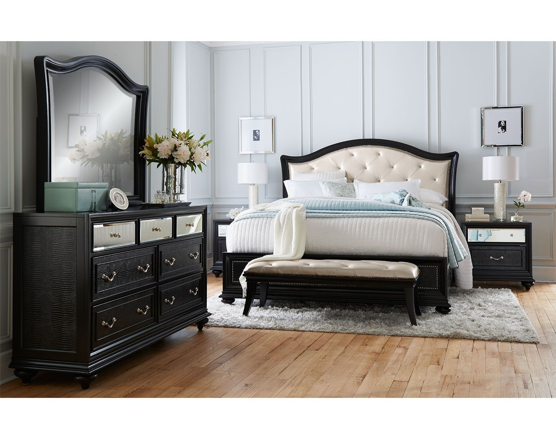 City Furniture Bedroom Sets