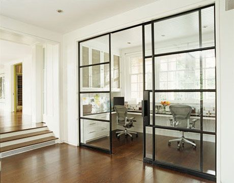 Home Office Doors With Glass