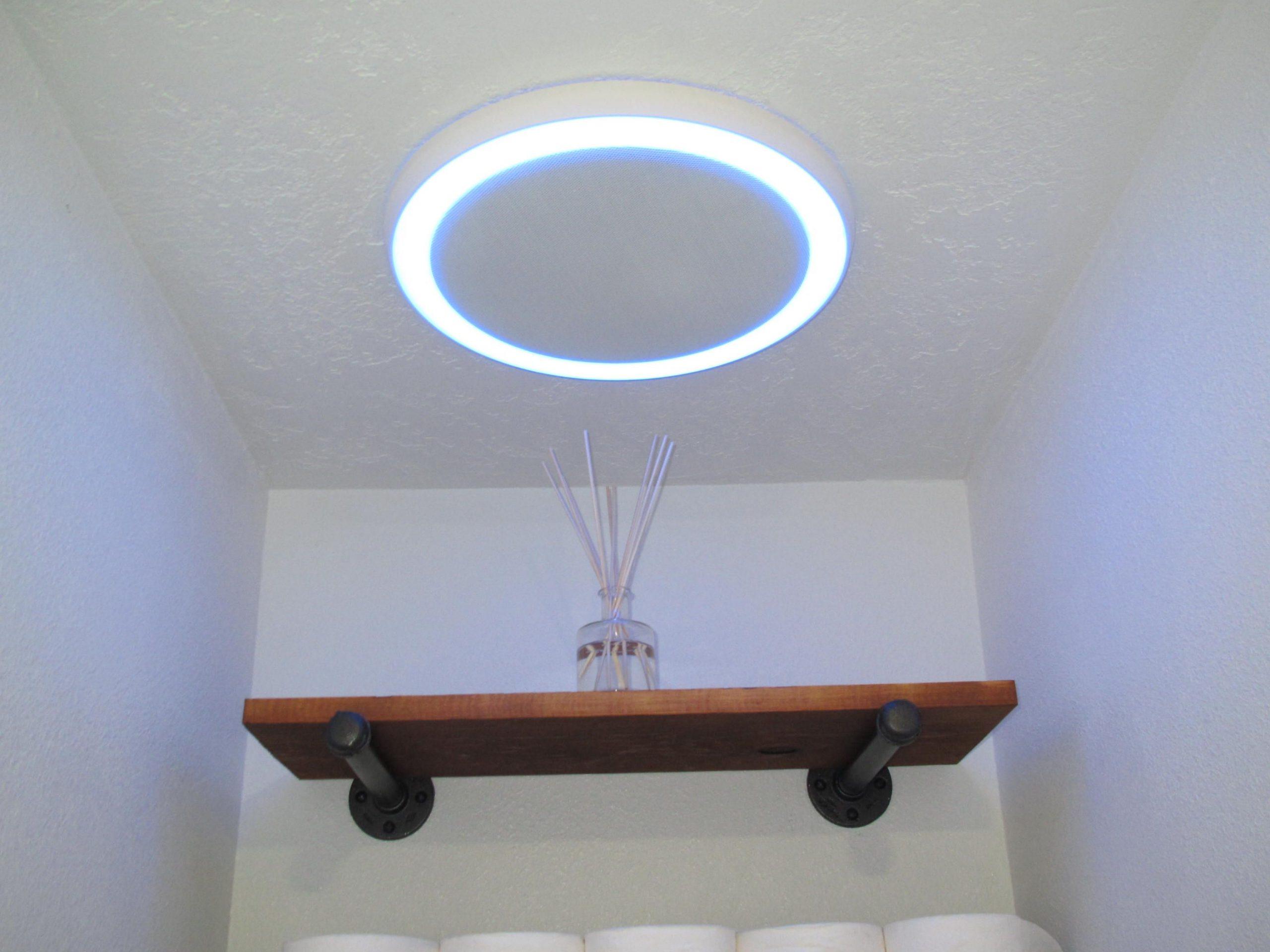 Bluetooth Bathroom Fan