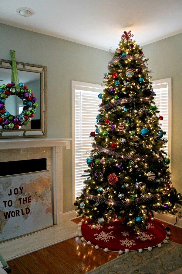 At Home Christmas Trees