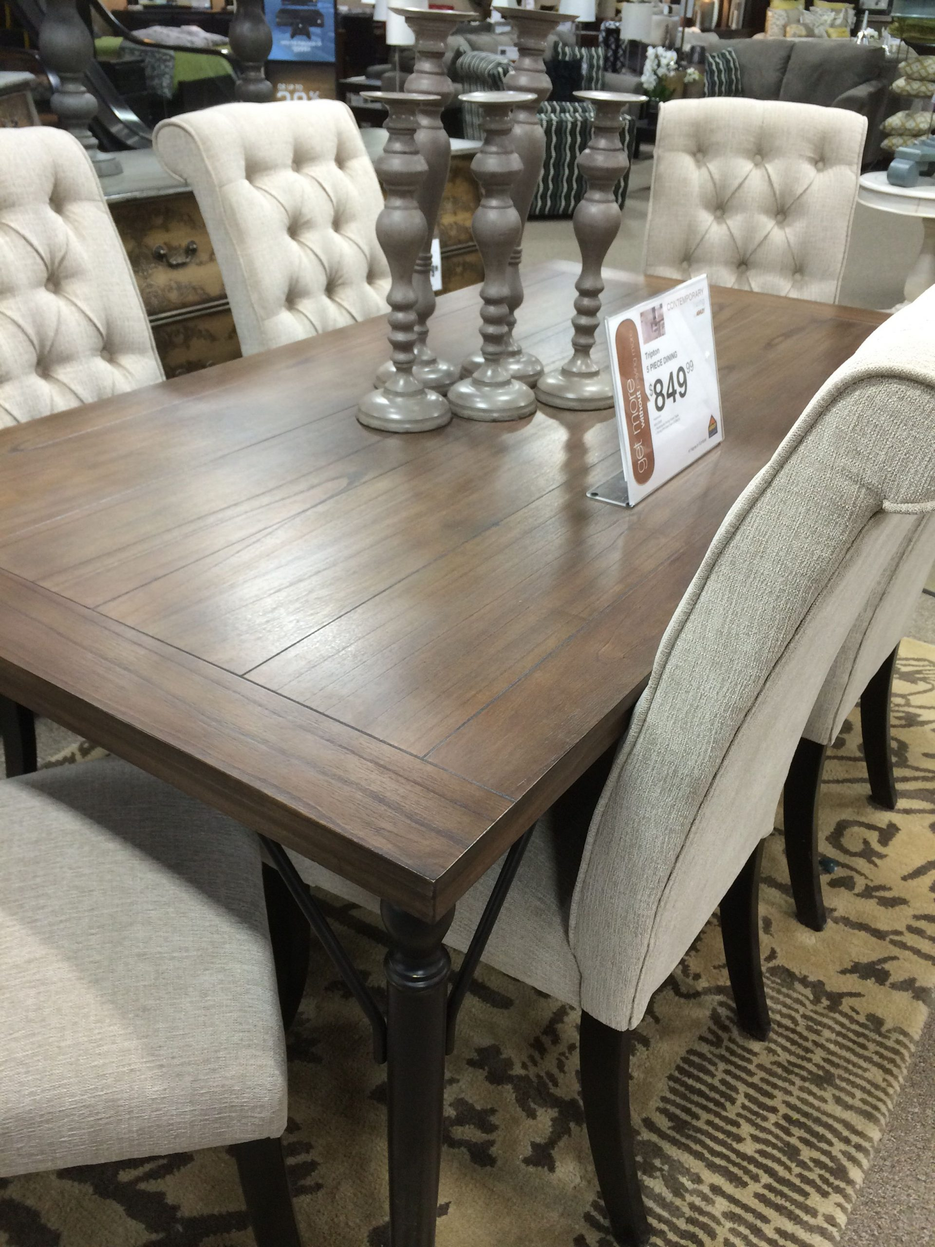 Ashley Furniture Kitchen Table