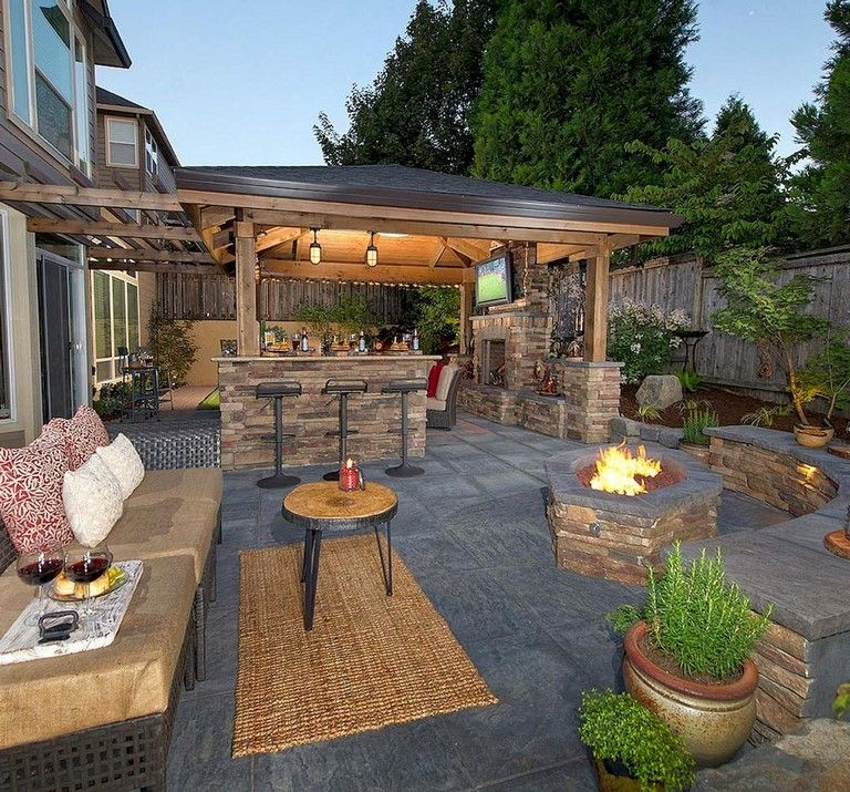 Outdoor Living Space Ideas