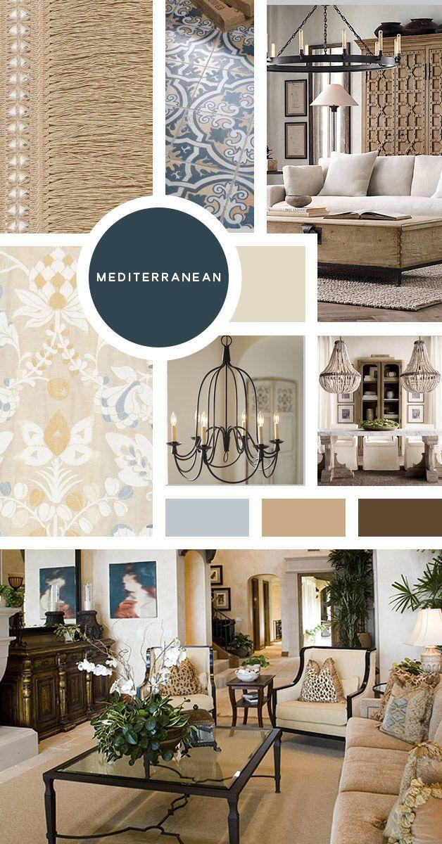 Traditional Interior Design Styles