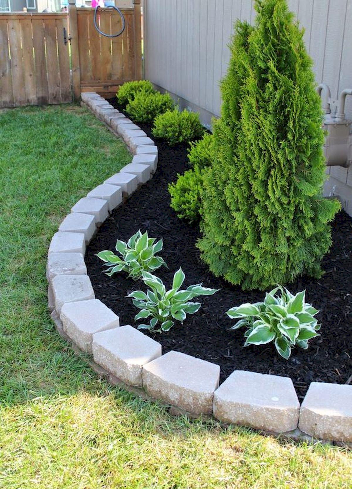 Simple Front Garden Ideas