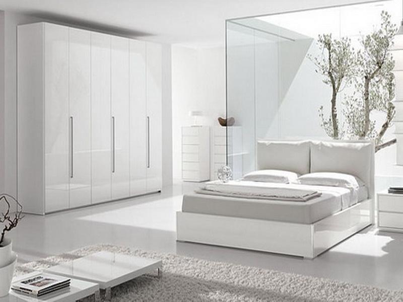 White Bedroom Set Full