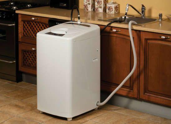 Portable Washing Machine For Apartment