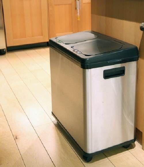 Large Kitchen Trash Can
