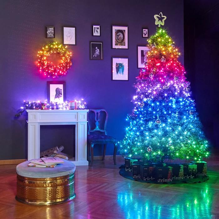 Twinkly Christmas Tree Lights