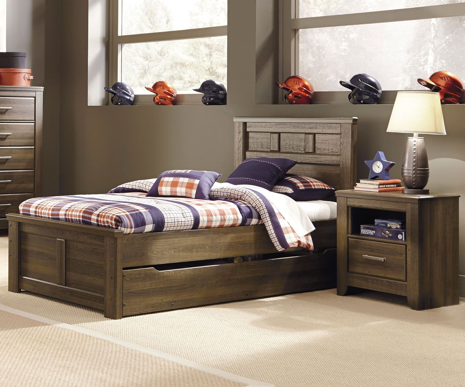 Ashley Furniture Twin Bed