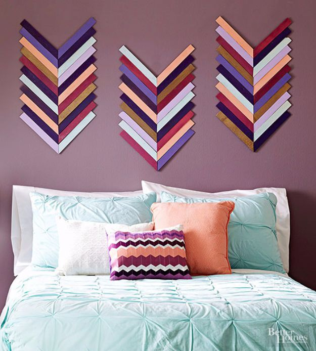 Bedroom Wall Decor Ideas DIY