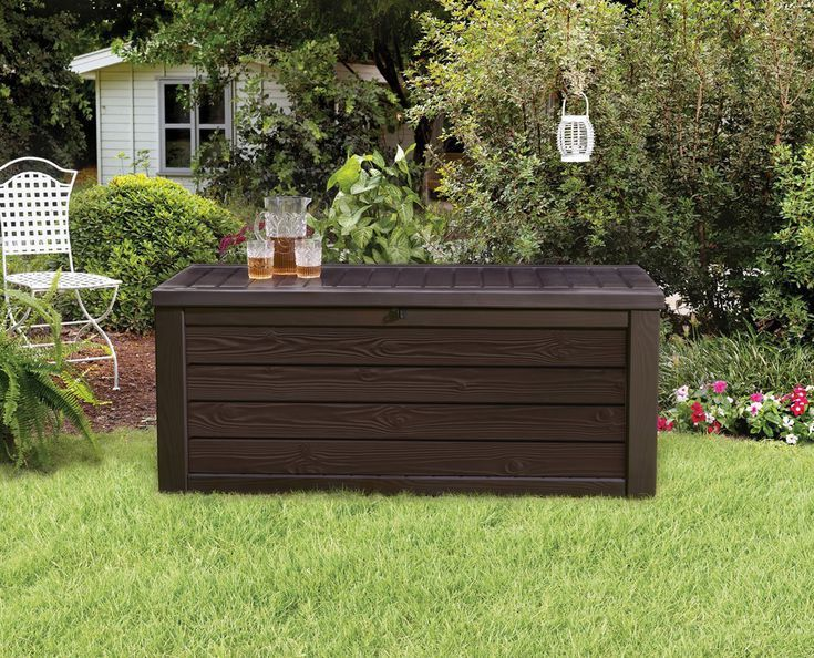 Keter Outdoor Deck Box Storage