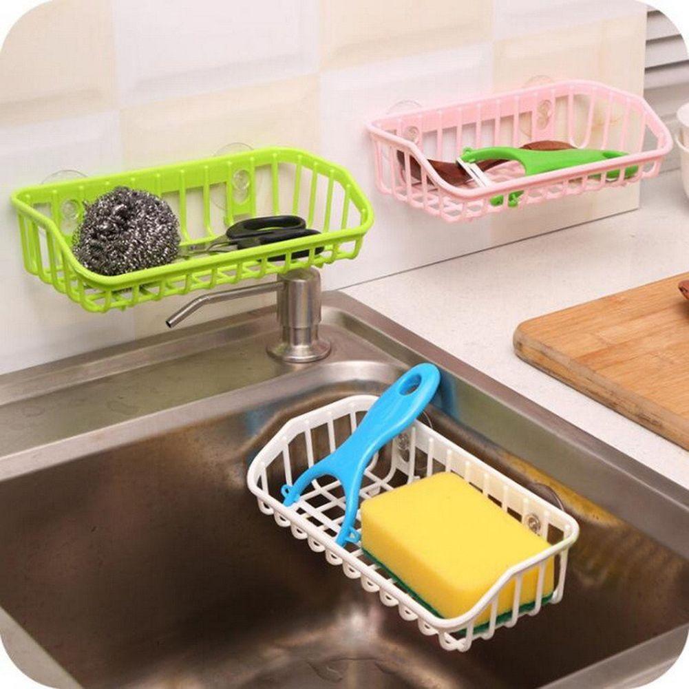 Kitchen Sink Sponge Holder
