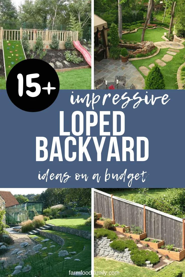 Sloped Garden Ideas On A Budget