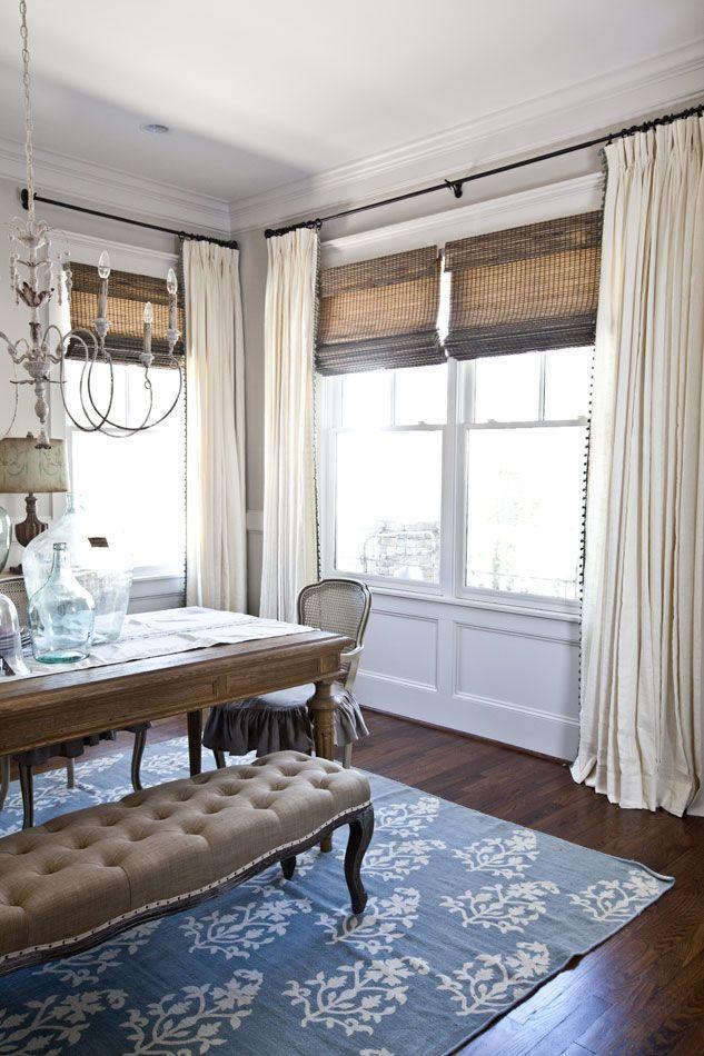 Dining Room Curtain Ideas