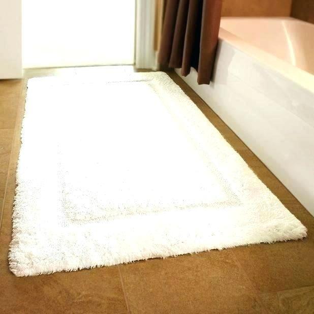 Large Bathroom Rugs