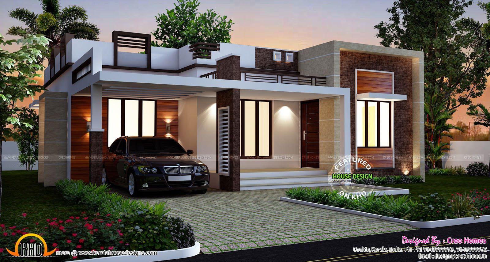Single Story Home Design