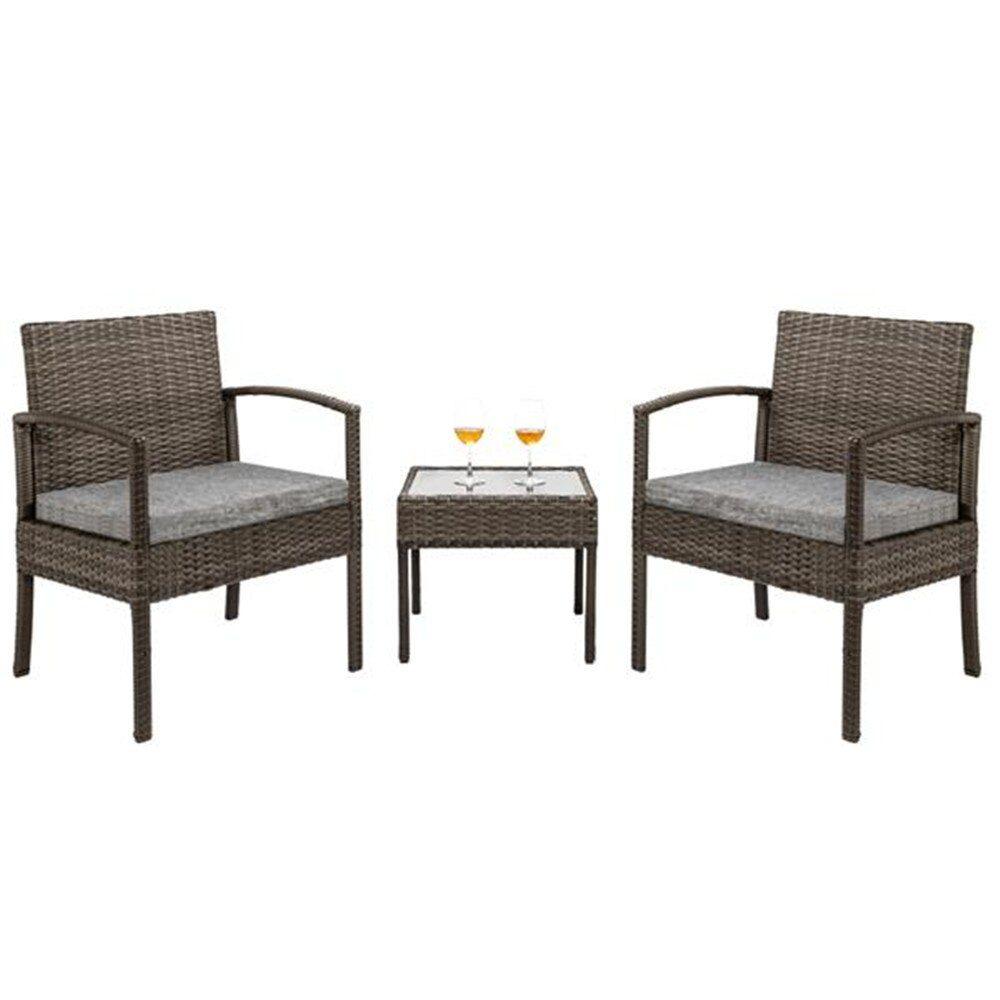 3 Piece Outdoor Furniture