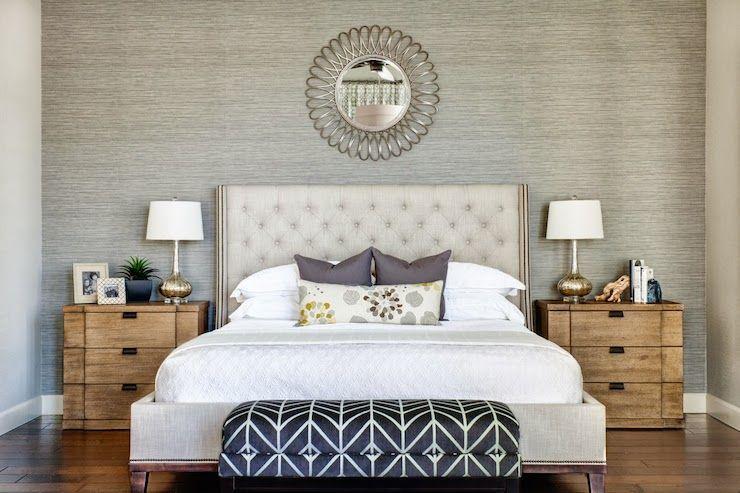Wallpaper Accent Wall Bedroom