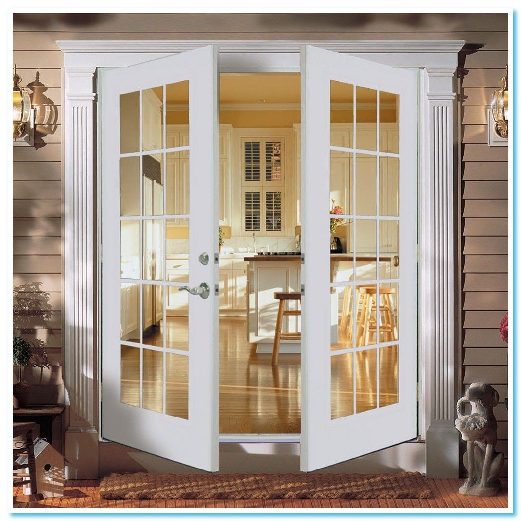 Exterior French Doors Outswing