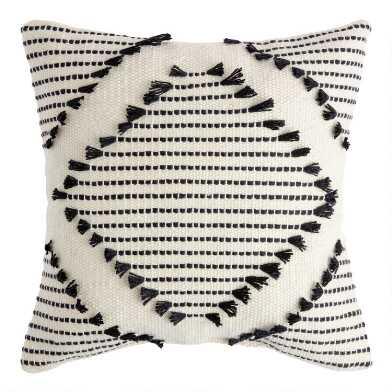 World Market Outdoor Pillows