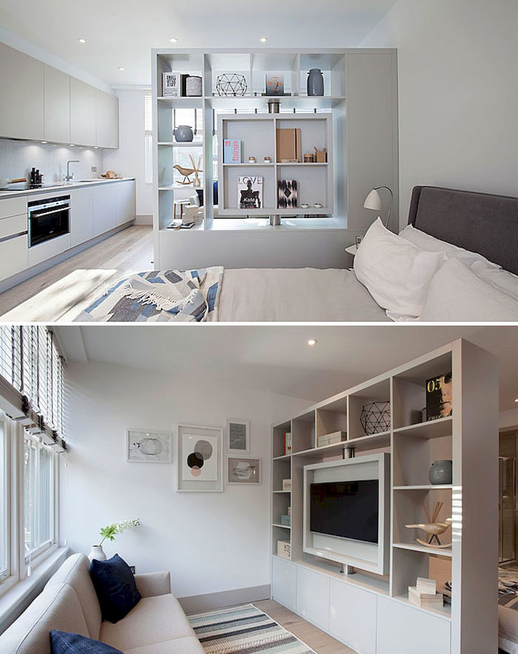 Small Studio Apartment Ideas