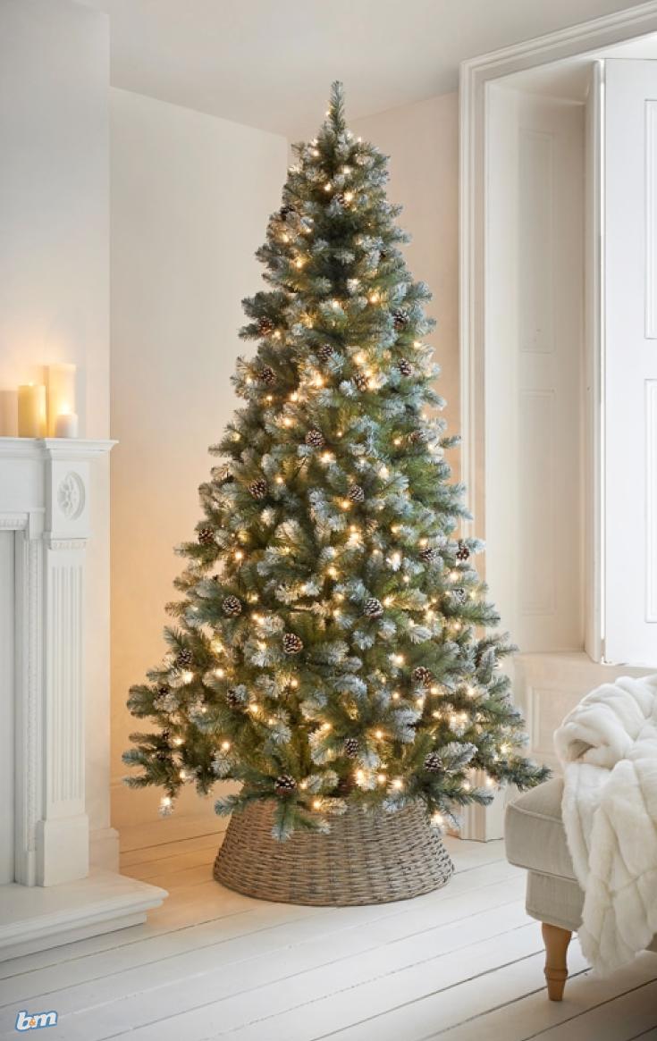 Pre Lit Christmas Tree