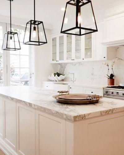 Black Pendant Light Kitchen