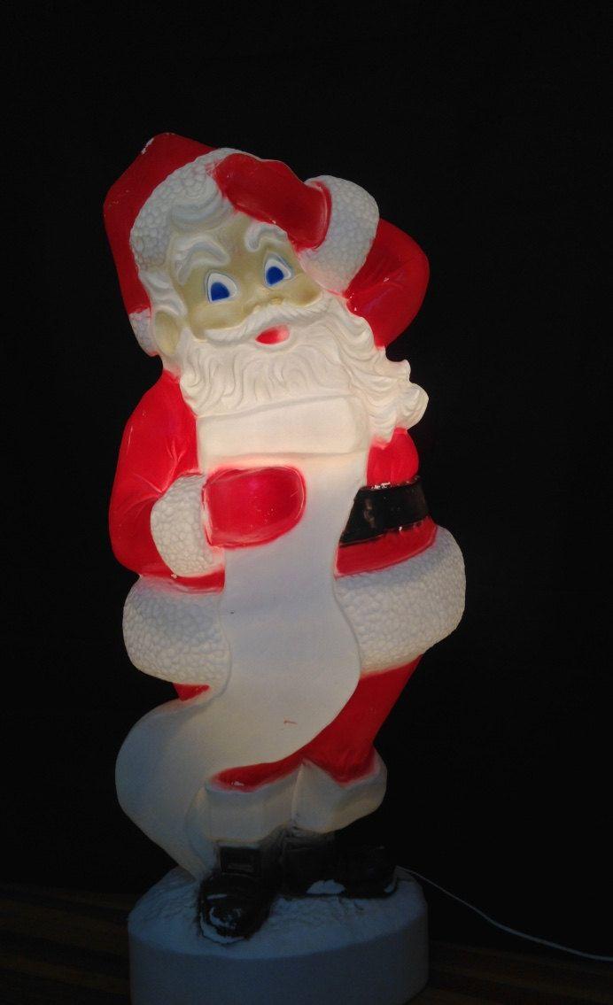 Plastic Outdoor Christmas Decorations