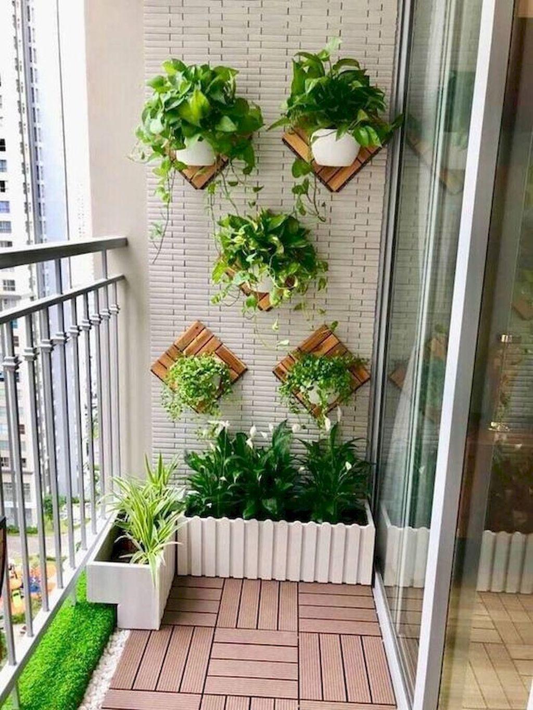 Apartment Balcony Garden Ideas