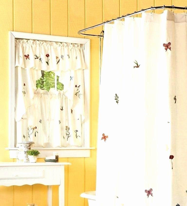 Bathroom Curtain Set