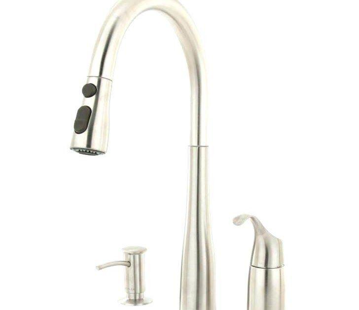 4 Hole Kitchen Faucet
