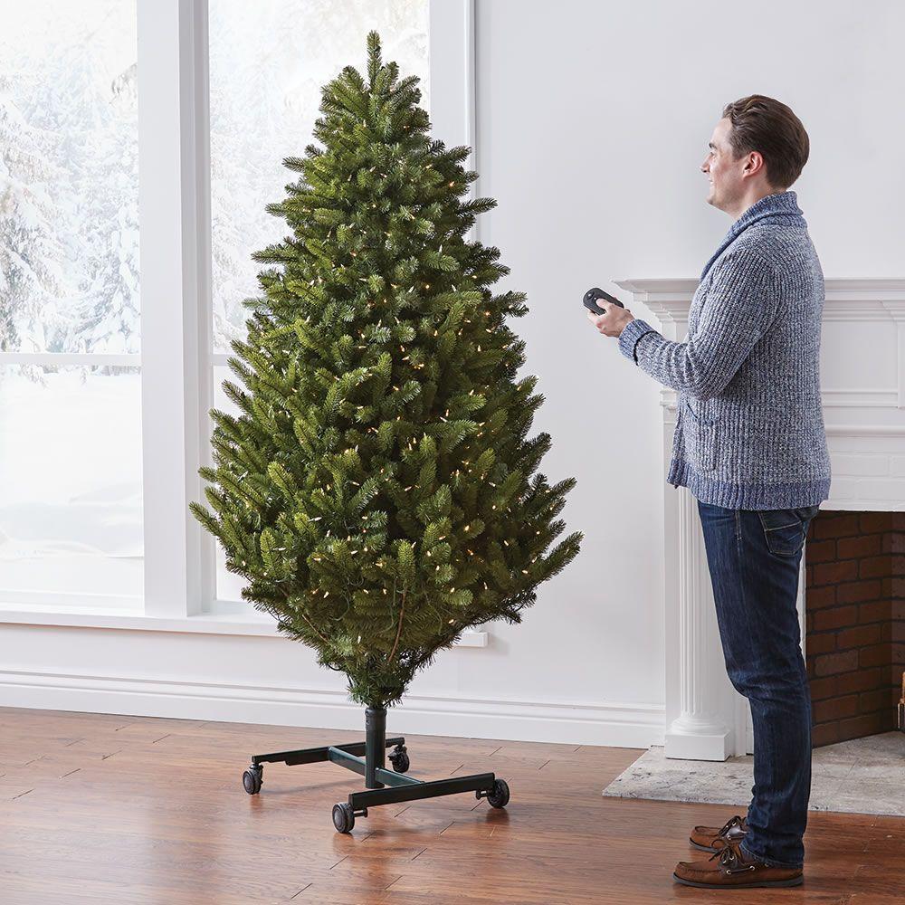 Remote Control Christmas Tree
