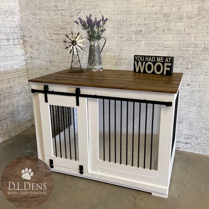 Furniture Style Dog Crates