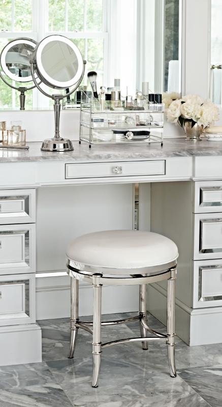 Bathroom Vanity Chair