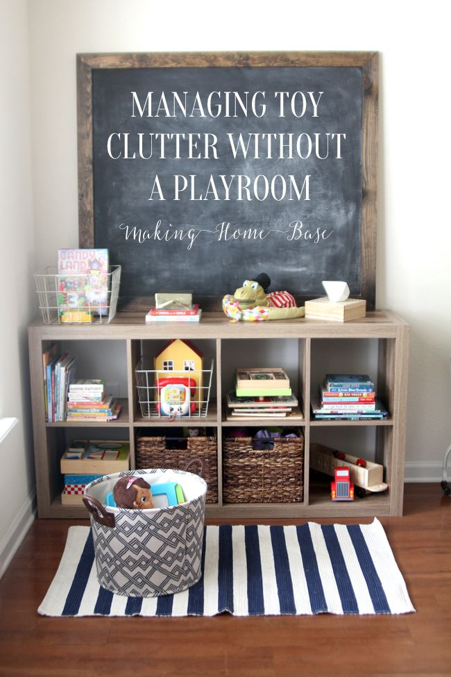 Toy Storage For Living Room