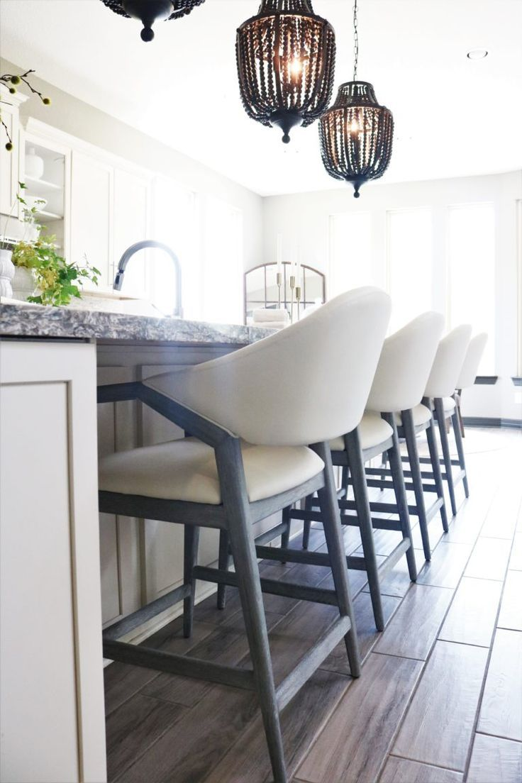 Kitchen Stools With Backs
